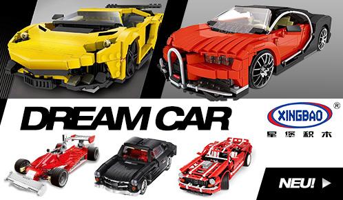Xingbao Dream Car - jetzt verfügbar!