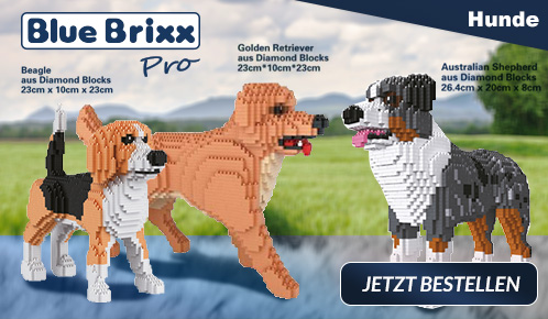 BlueBrixx Pro Hunde