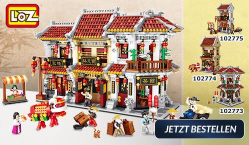 LOZ Ancient Street