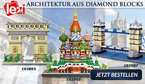 Architektursets von Lezi