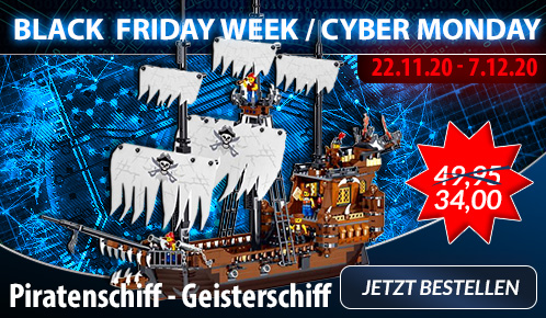 Black Friday Schiffe