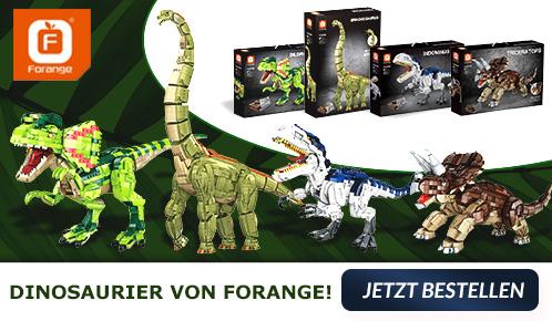 Dinosaurier von Forange