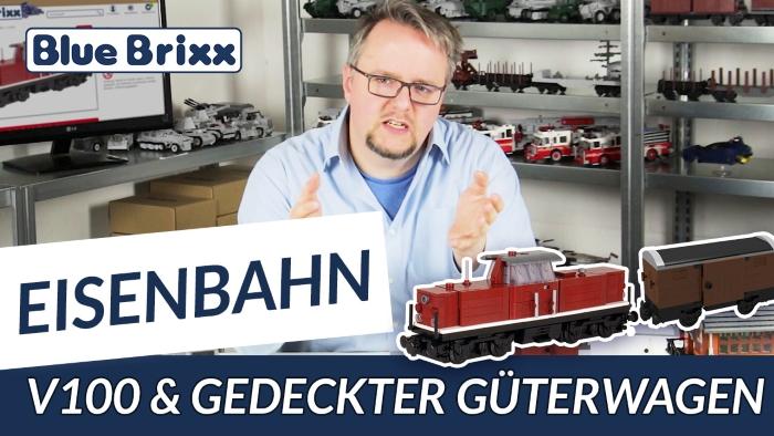 Youtube BlueBrixx Special V100