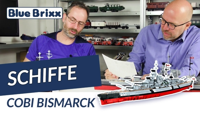 Youtube Cobi 3081 Bismarck