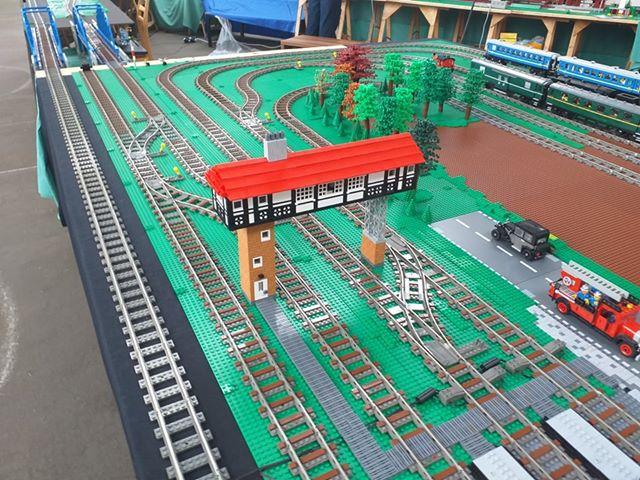 1. Bauspielbahntreffen in Leipzig-Schkeuditz