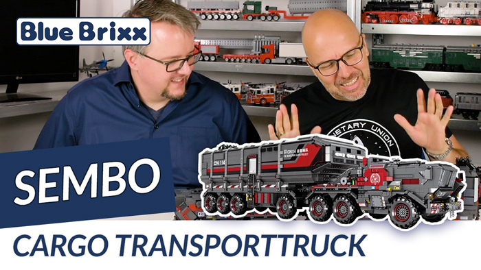 Youtube: Cargo Transporttruck aus