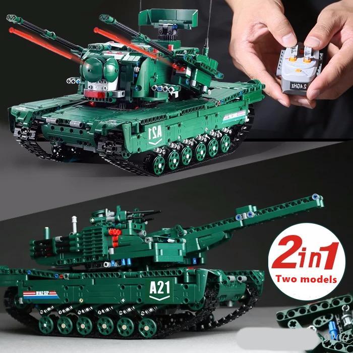 im Shop: angekündigter Panzer von CaDA