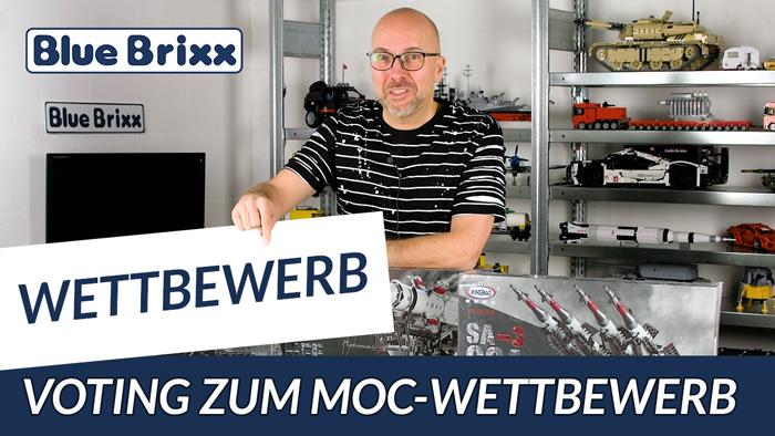 Youtube: Xingbao-MOC-Bauwettbewerb bei BlueBrixx - Einsendungen & Abstimmung!