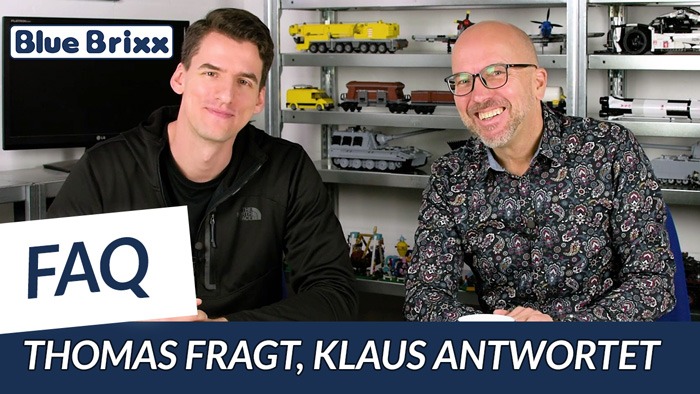 BlueBrixx FAQ: Klaus und Held der Steine