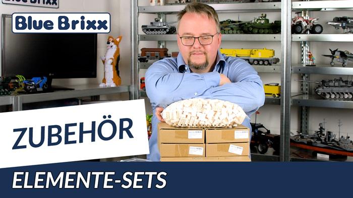 Youtube: Elemente-Sets - Zubehör von BlueBrixx