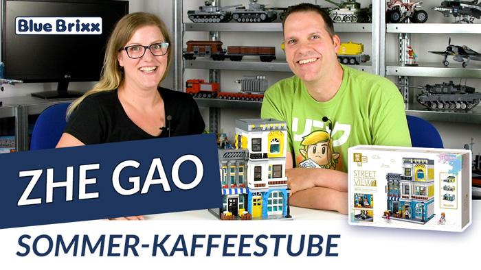 Youtube: Sommer-Kaffeestube von Zhe Gao @ BlueBrixx