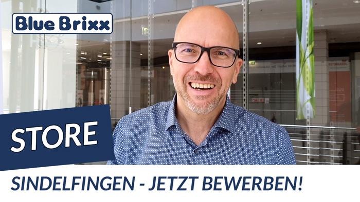 Youtube: Zweiter BlueBrixx Store in Sindelfingen - auf Tour mit Klaus!