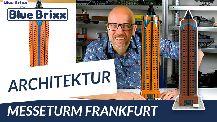 Youtube: Messeturm Frankfurt von BlueBrixx Pro @ BlueBrixx