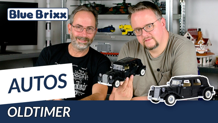 Youtube: Oldtimer von BlueBrixx