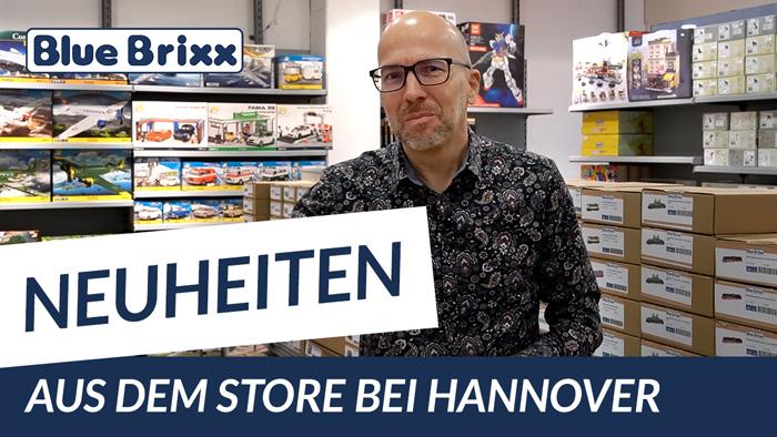 Neuheiten @ BlueBrixx - heute aus dem Store in Garbsen bei Hannover!