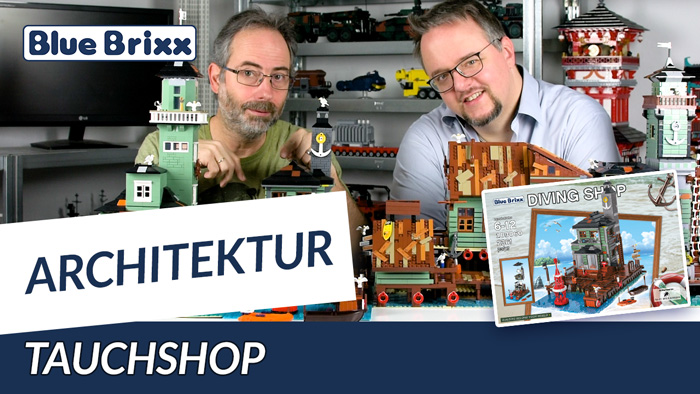 Youtube: Tauchshop von BlueBrixx Pro @ BlueBrixx
