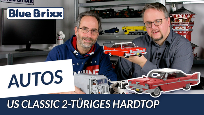 Youtube: US Classic 2-türiges Hardtop von BlueBrixx