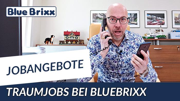 Wir stellen ein: Jede Menge Traumjobs bei BlueBrixx zu vergeben!