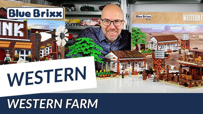 Youtube: Western-Farm von BlueBrixx Pro @ BlueBrixx