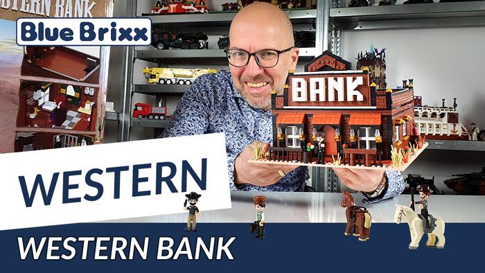 Youtube: Western-Bank von BlueBrixx Pro @ BlueBrixx