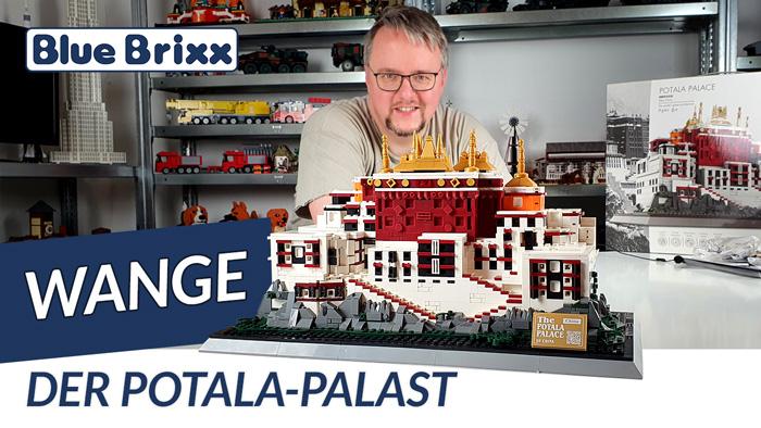 Youtube: Potala-Palast von Wange @ BlueBrixx