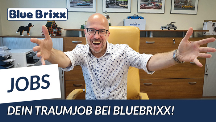 Youtube: Wir stellen ein - dein Traumjob bei BlueBrixx!