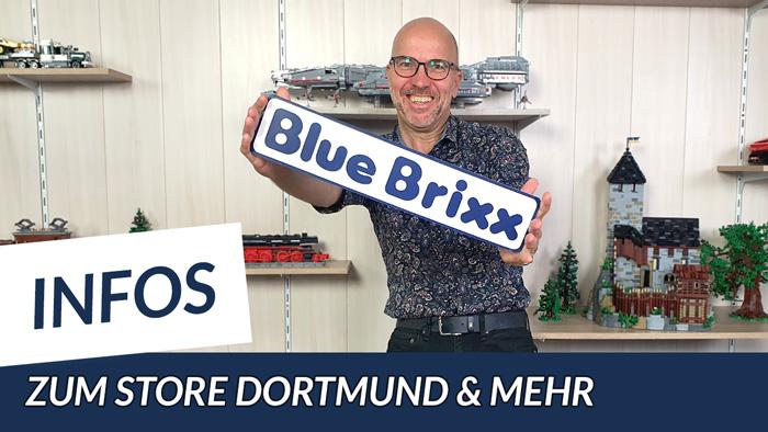 Youtube: BlueBrixx-News: Unser neues Noppenstein-Studio & Mega-Store in Dortmund!