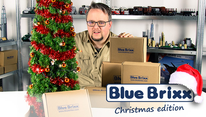 Bluebrixx Christmas