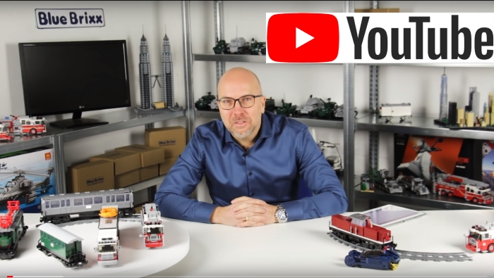Youtube Bluebrixx FAQ