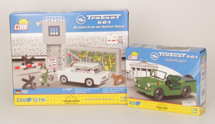 Cobi Trabant sets
