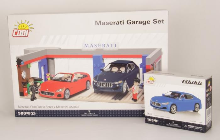 Maserati by Cobi