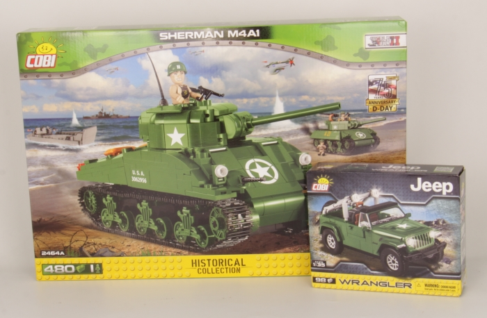 US Army sets by Cobi