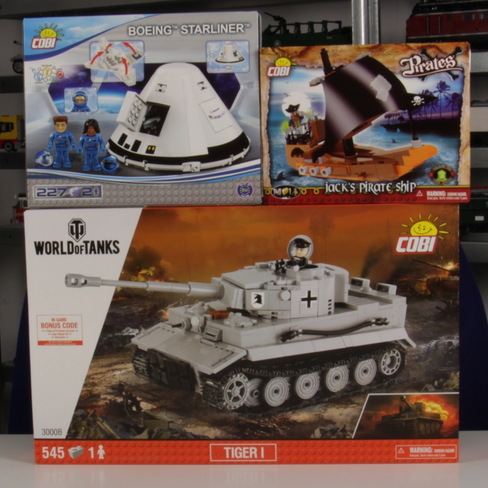 New Cobi sets 1