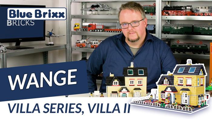 Youtube: Große Villa der Creation-Serie von Wange @ BlueBrixx