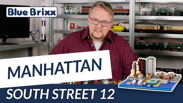 Youtube: Manhattan-Modul 12 - South Street Seaport von BlueBrixx
