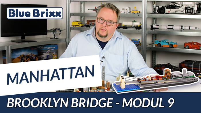 Youtube: Manhattan-Modul 9 - Brooklyn Bridge von BlueBrixx