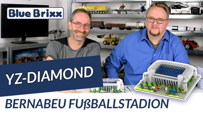 Youtube: Fußballstadion Bernabeu von YZ Diamond @ BlueBrixx