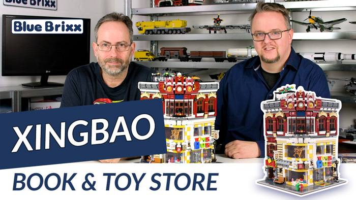 Book & Toy Store von Xingbao