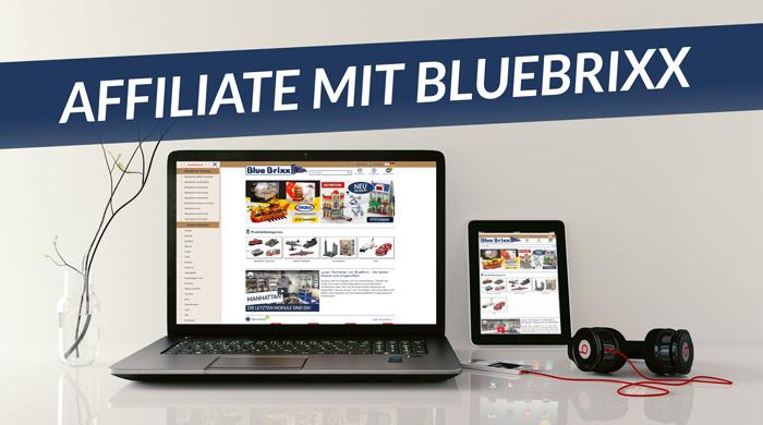 BlueBrixx-Affiliate-Programm