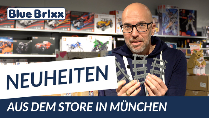 Neuheiten @ BlueBrixx - heute aus dem Store in München!