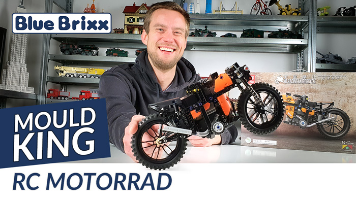 Youtube: RC-Motorrad von Mould King @ BlueBrixx