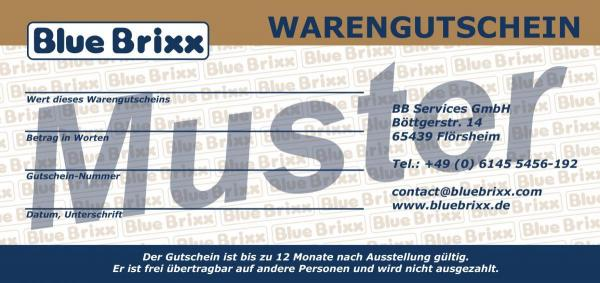 Gift Voucher 100€ (for EU only, only be redeemed in the online shop)
