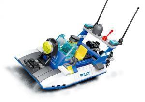 Police Fast-pursuit Craft