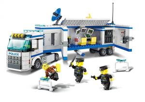 Police Mobile Command Station