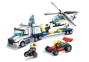 Police Helicopter Transport Team