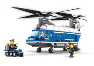 Police Heavy Helicopter