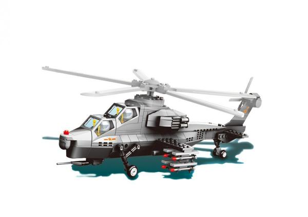 WZ-10 Fiery Thunderbolt Helicopter
