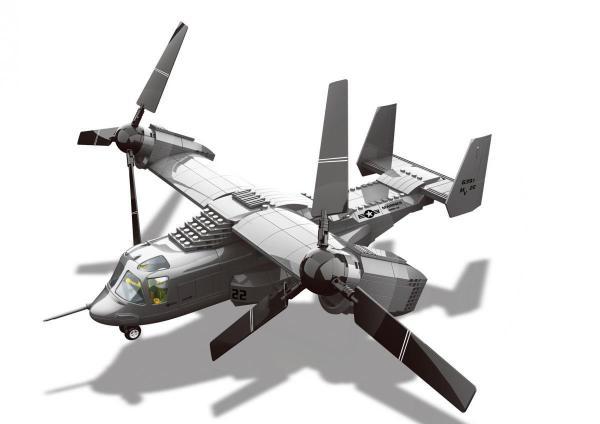 V - 22 Osprey Aircraft