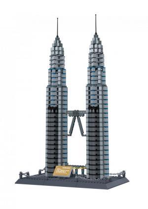 The Petronas Towers of Kuala Lumpur - Malaysia