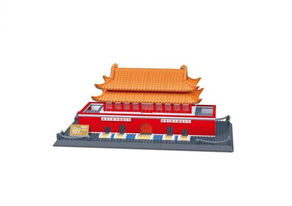The Tian An Men of Beijing - China
